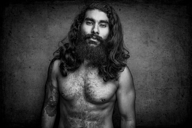 Tattooed Jesus by Jason Audain