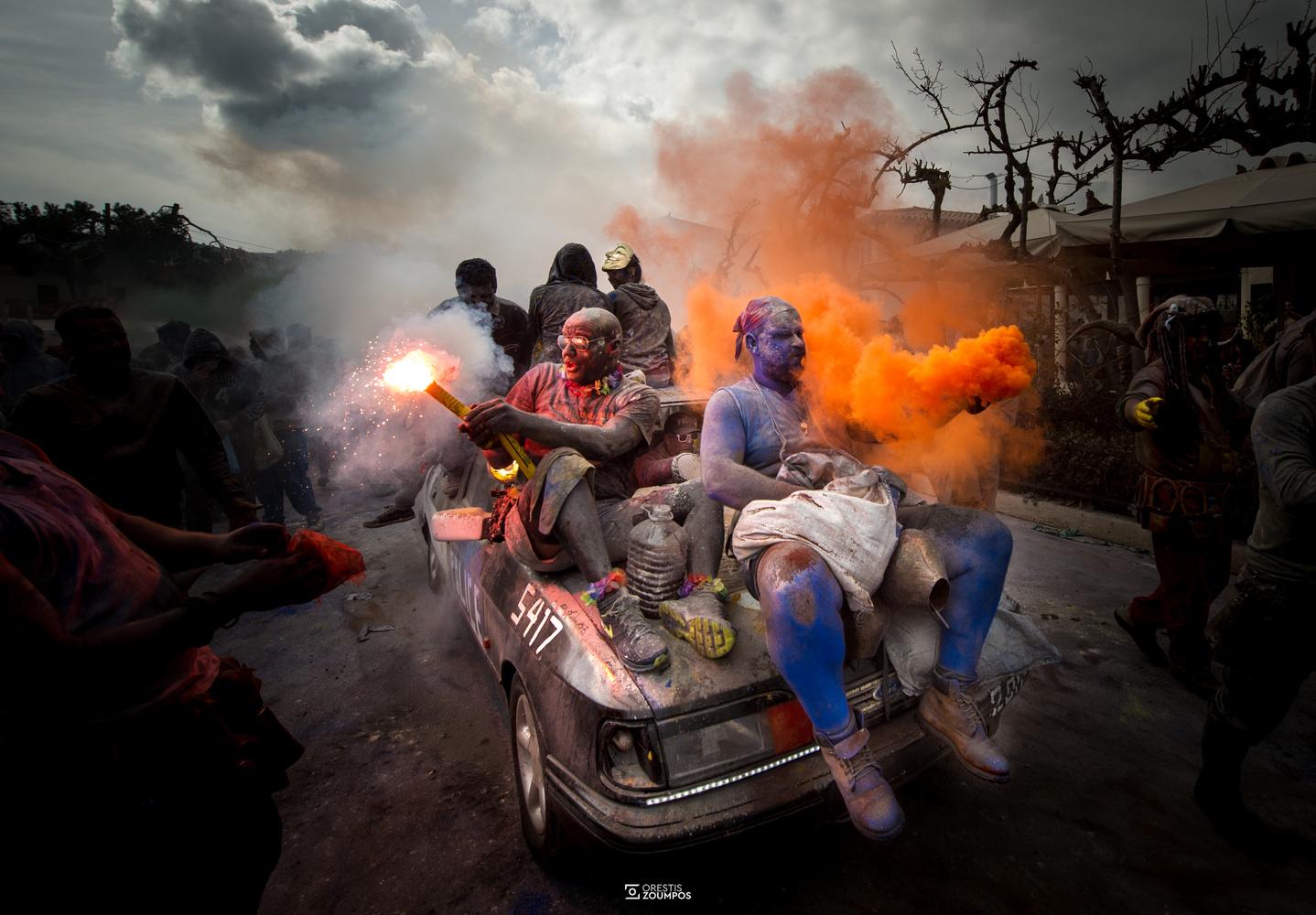Colorflour by Orestis Zoumpos