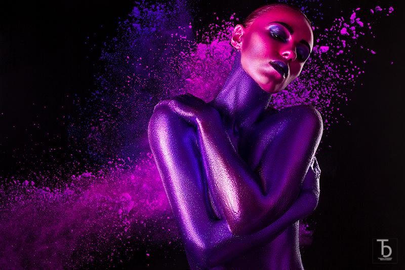 BodyPaintiing by Tomasz Ciesielski