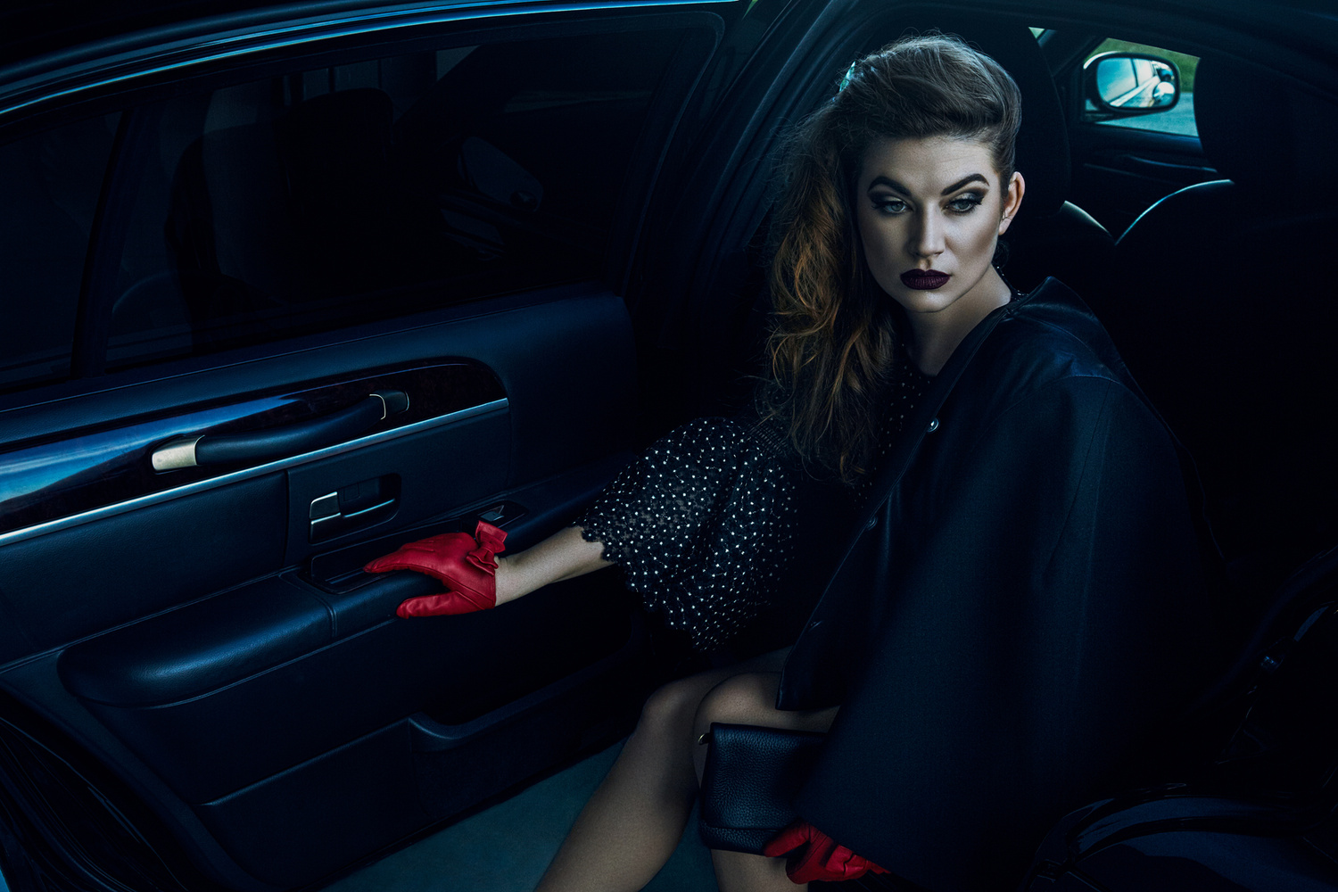 Vogue Voyage by Clay Cook