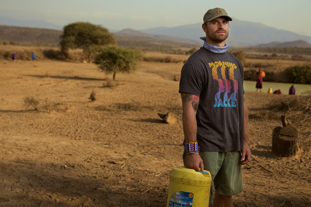 Chris Long - Waterboys by Clay Cook