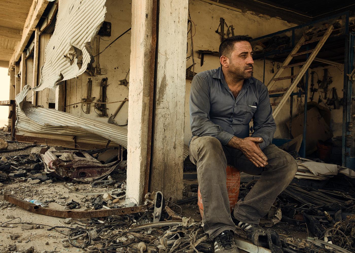 Shai Fund - Iraq by Clay Cook
