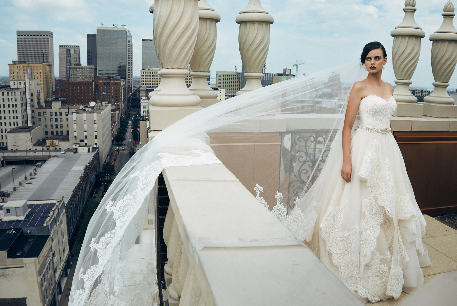 The Voice Tribune - Bridal by Clay Cook