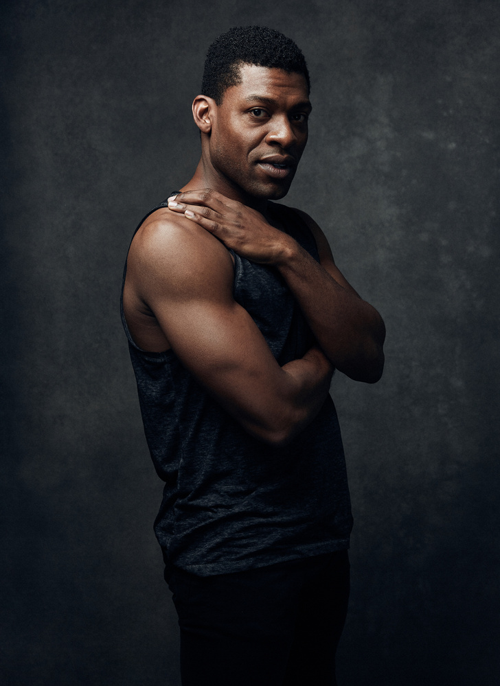 Richard Prioleau - Angels in America by Clay Cook