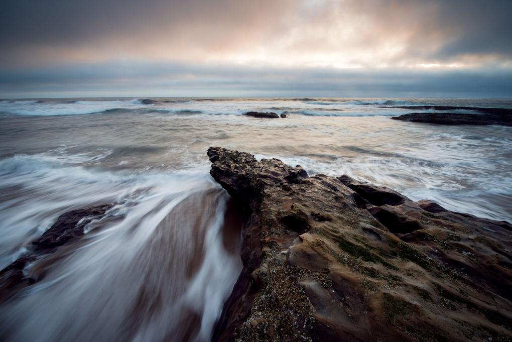 Santa Cruz Sunset by Will Fisher