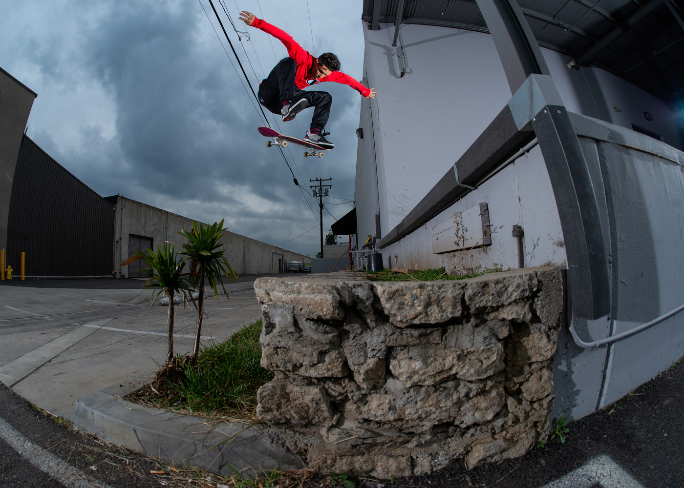 Sam Perales / / Switch bak heel by Will Fisher