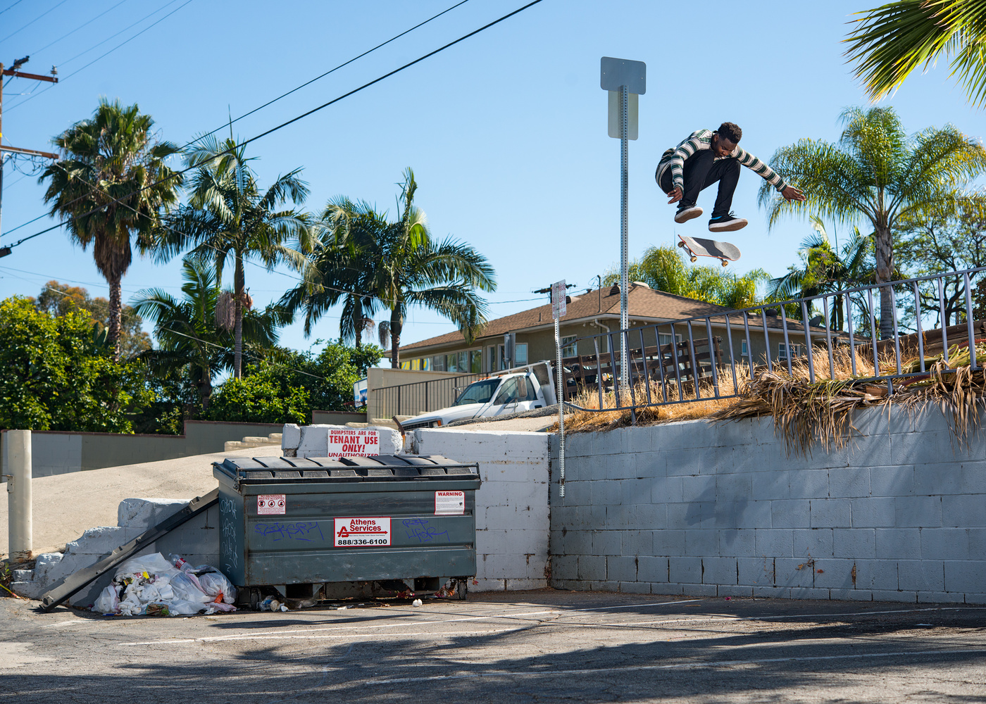 Reemo Pearson / / Kickflip by Will Fisher