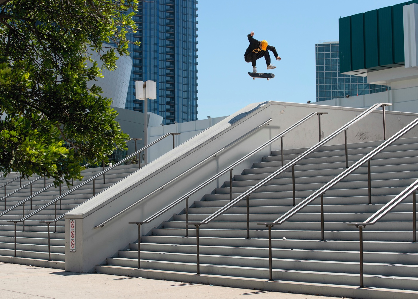Sam Perales / / Fakie Flip by Will Fisher