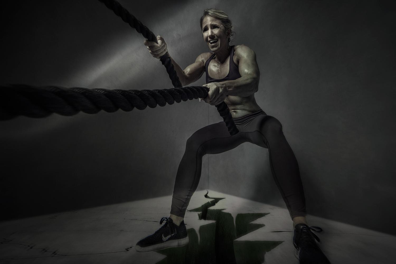 Battle Ropes by Tony Mandarich