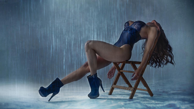Sara's Flashdance by Tony Mandarich