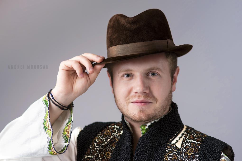 Ionut Candrea - romanian musician by Andrei Morosan