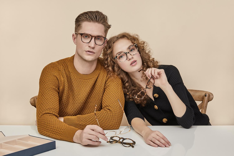 Campaign for Eyewear Brand by Ekin Can Bayrakdar