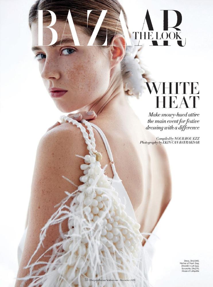 White Heat by Ekin Can Bayrakdar