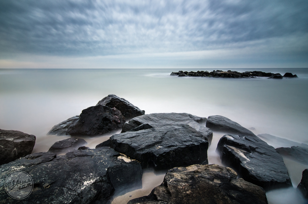 Spring Lake Beach by Matthew Aims