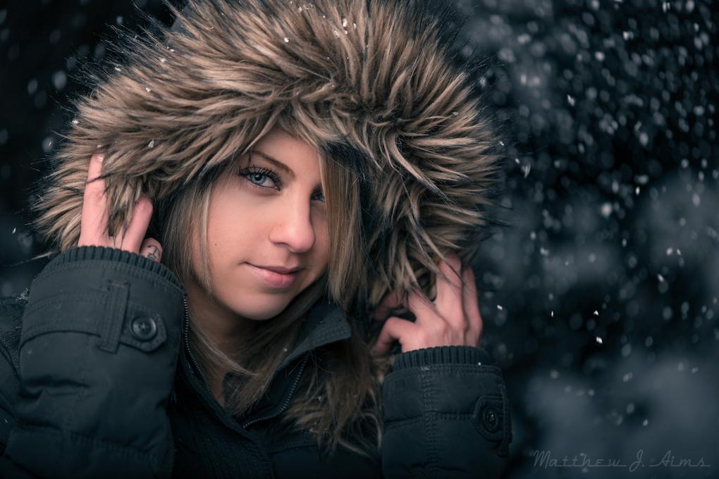 Rhiana Snow by Matthew Aims