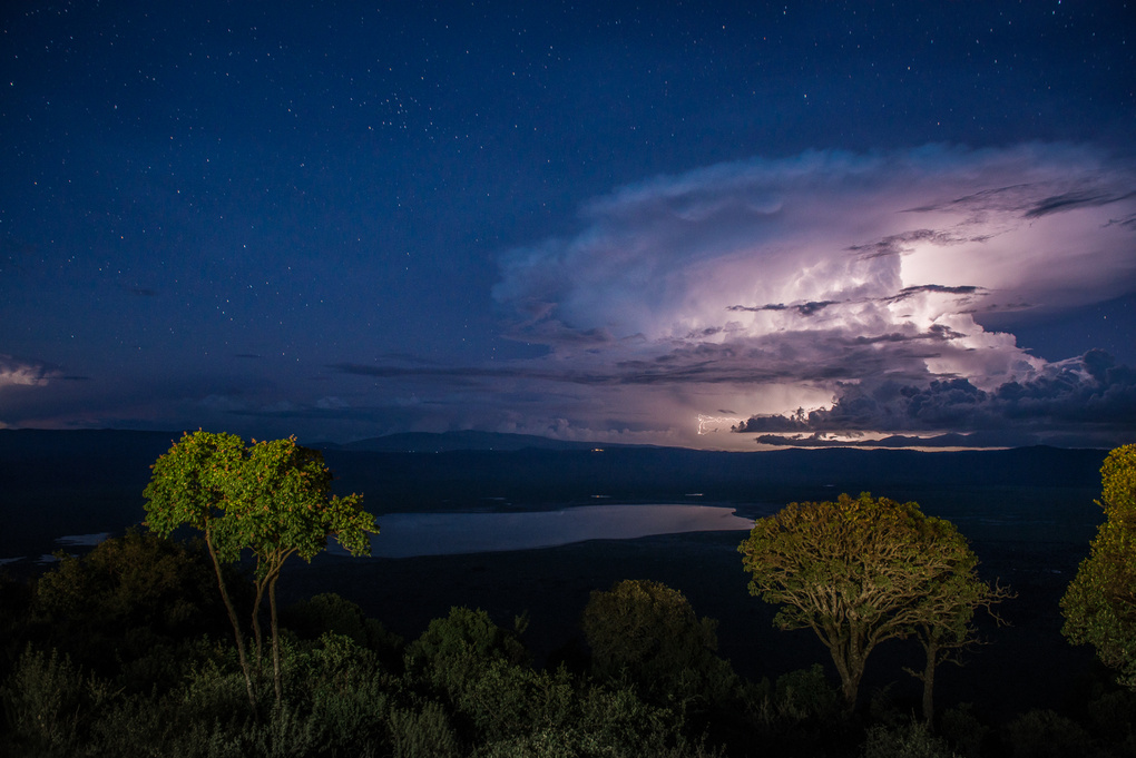 The Storm is Coming by Onn Henner