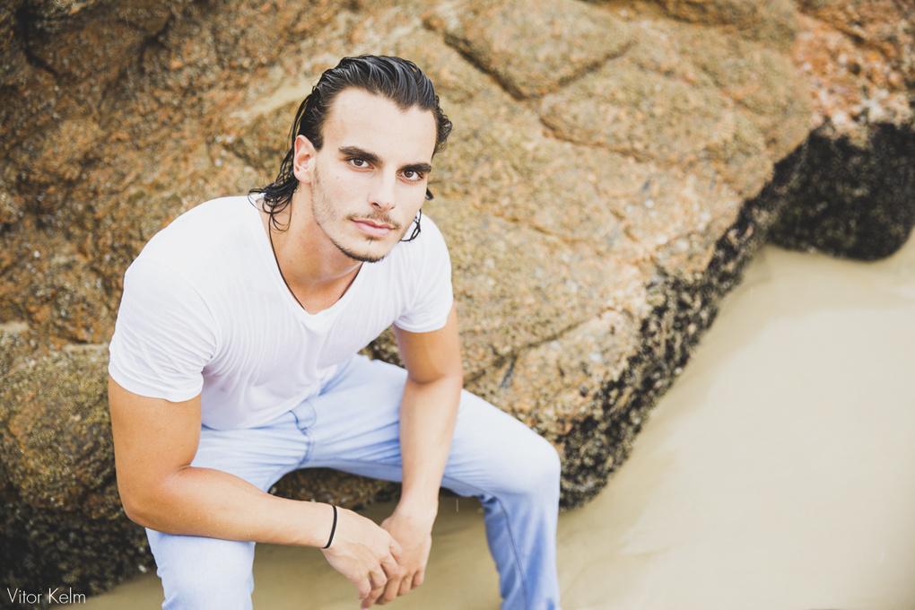 Celio Somma - Photoshoot 1 by Vitor Kelm