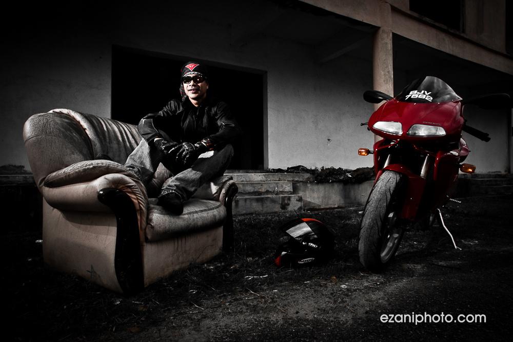 Bikers by Ezani Zainal