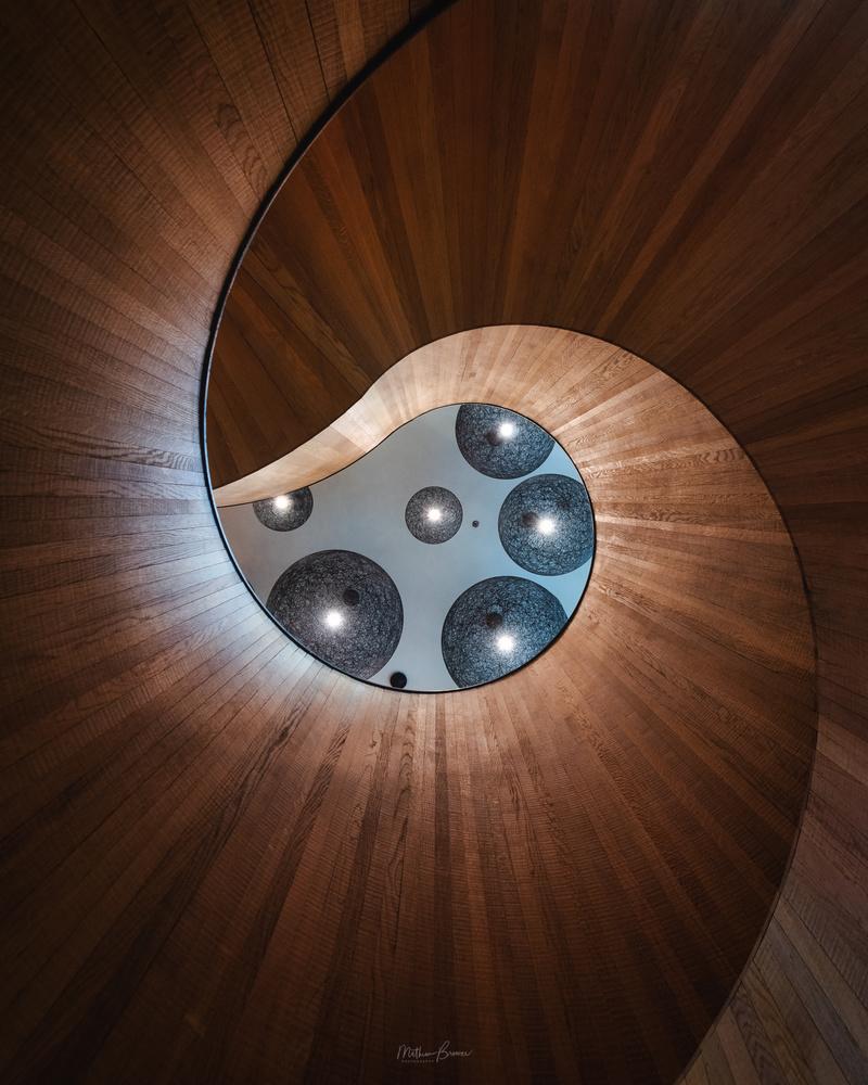 The Upward Spiral by Mathew Browne