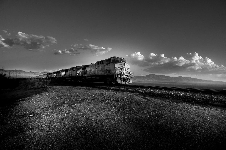 Locomotive by Marc Espina
