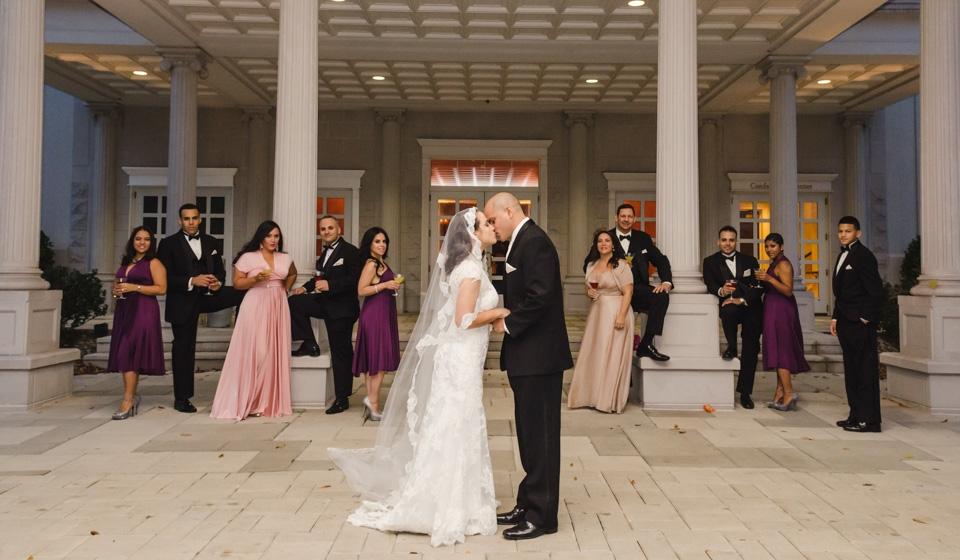 Bridal Party by David Lara
