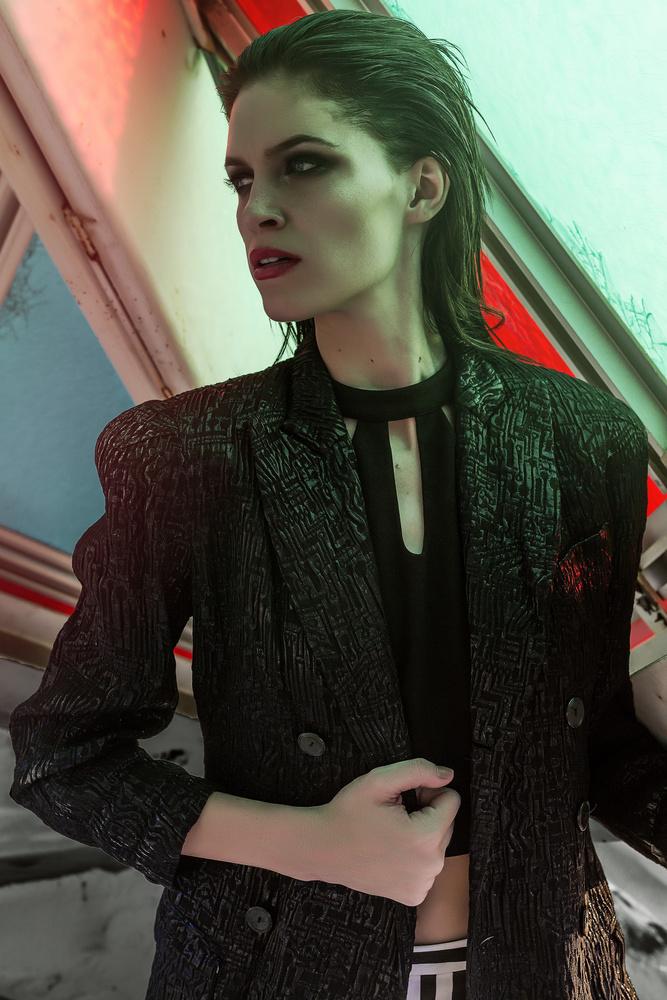 Gaultier by Blake Bonillas