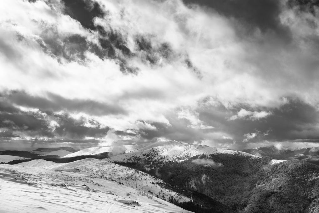 Mountain by Andrei Diaconu