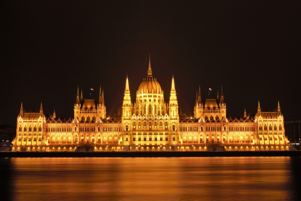 Pride of Budapest by Orçun Özelkök