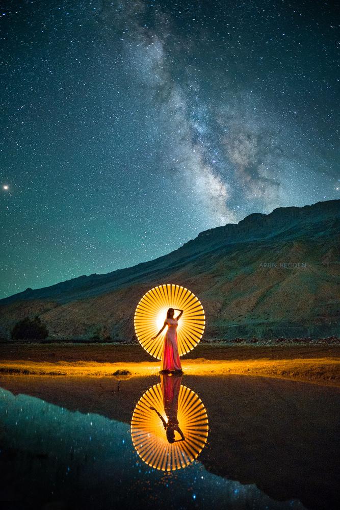 Rhythm by Arun Hegden