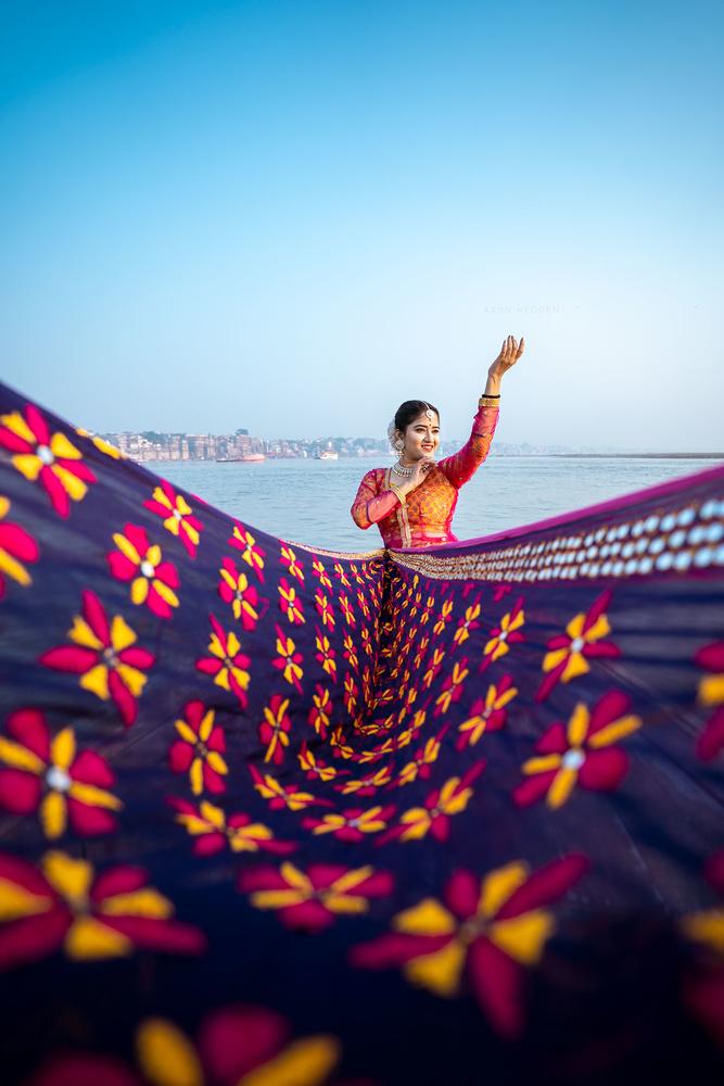 Odyssey at Banaras by Arun Hegden