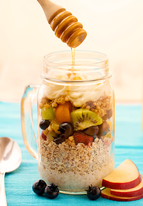 Healthy Breakfast by Dos Imagery