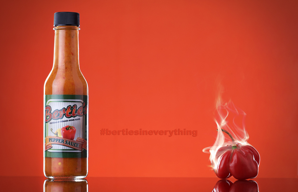 Smokin Hot Pepper by Dos Imagery