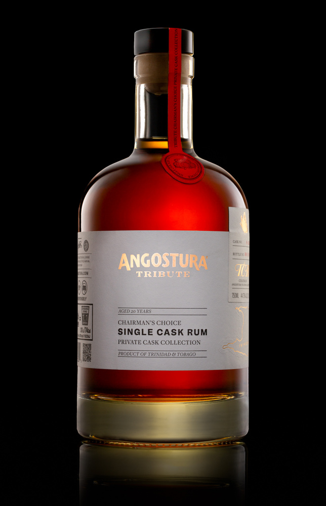 Rum Bottle Product Photography by Dos Imagery