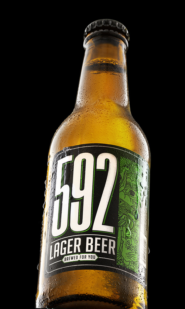 592 Beer. by Dos Imagery