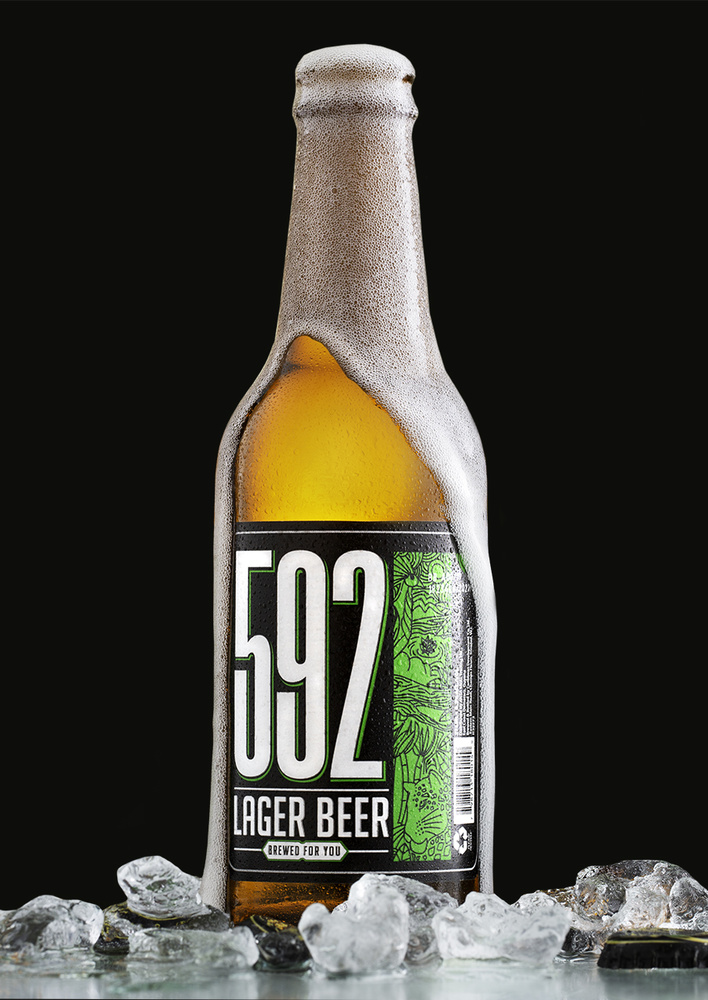 592 Beer Photography by Dos Imagery
