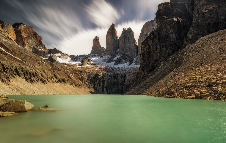 Torres del Paine by Marcin Pietraszko