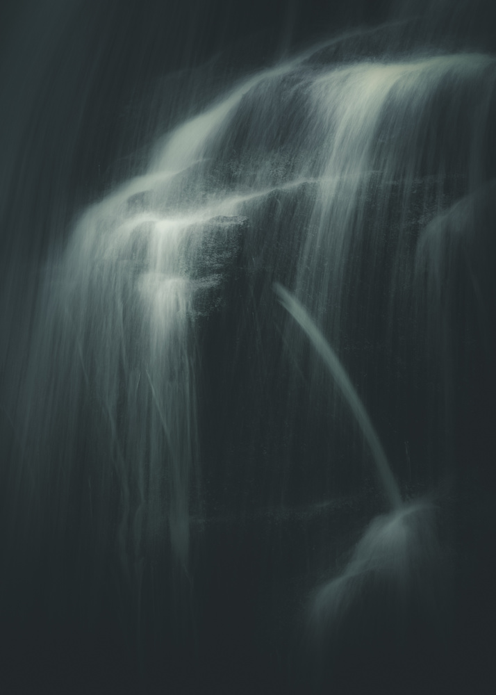 Waterfall by Marcin Pietraszko