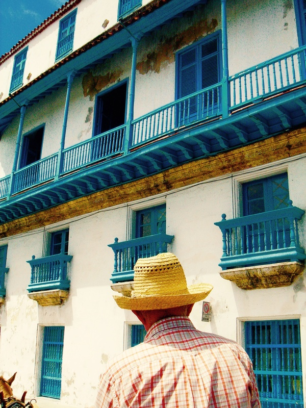 Havanna Yellow hat by winston lecter