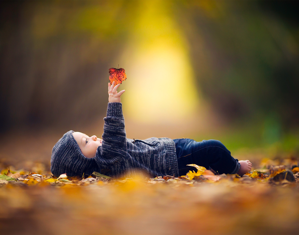 First fall by Jordan Pinder