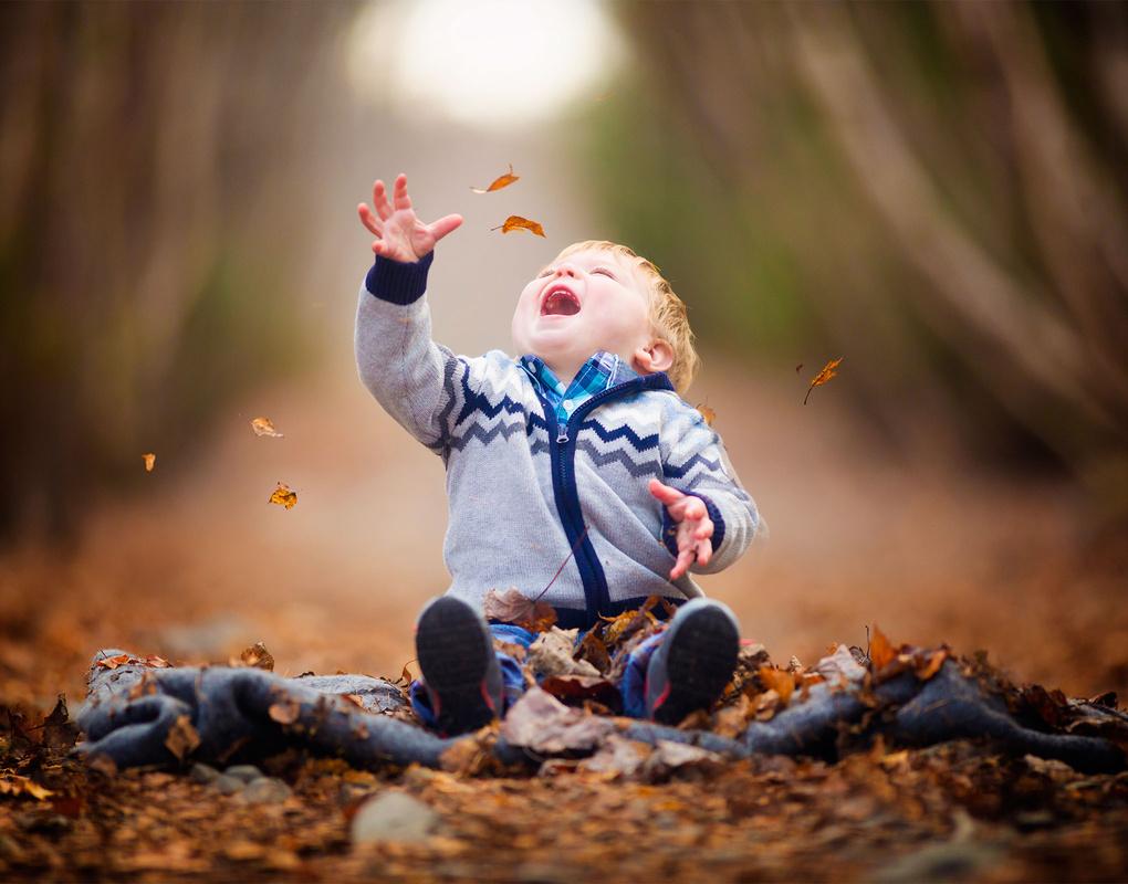 Loving the Fall by Jordan Pinder