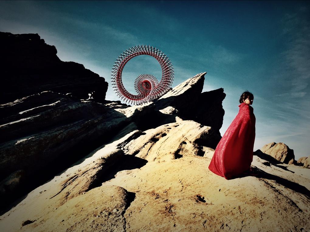 Intergalactic Travel by Joseph Perez