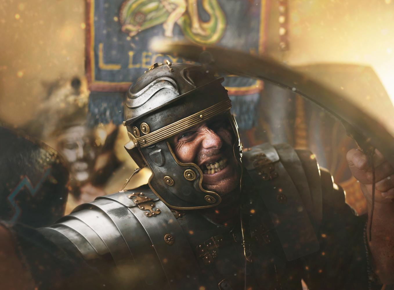 Roman Soldier by Florian Moritz