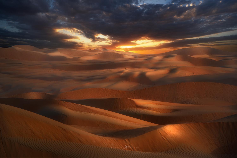 Divine Desert by Anushka Eranga