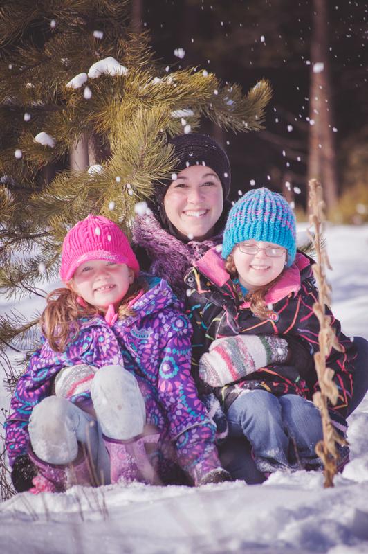 Snowy Winter Family Fun by Christina Dulik