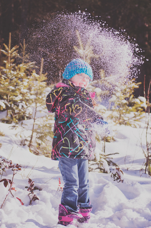 Snowy Fun by Christina Dulik