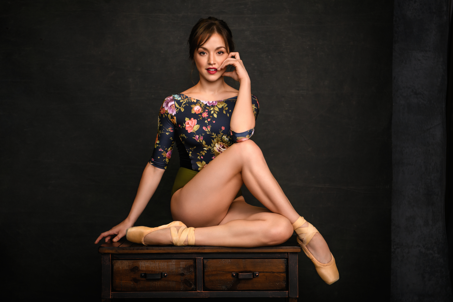 Ballet Hands by Blake Aghili