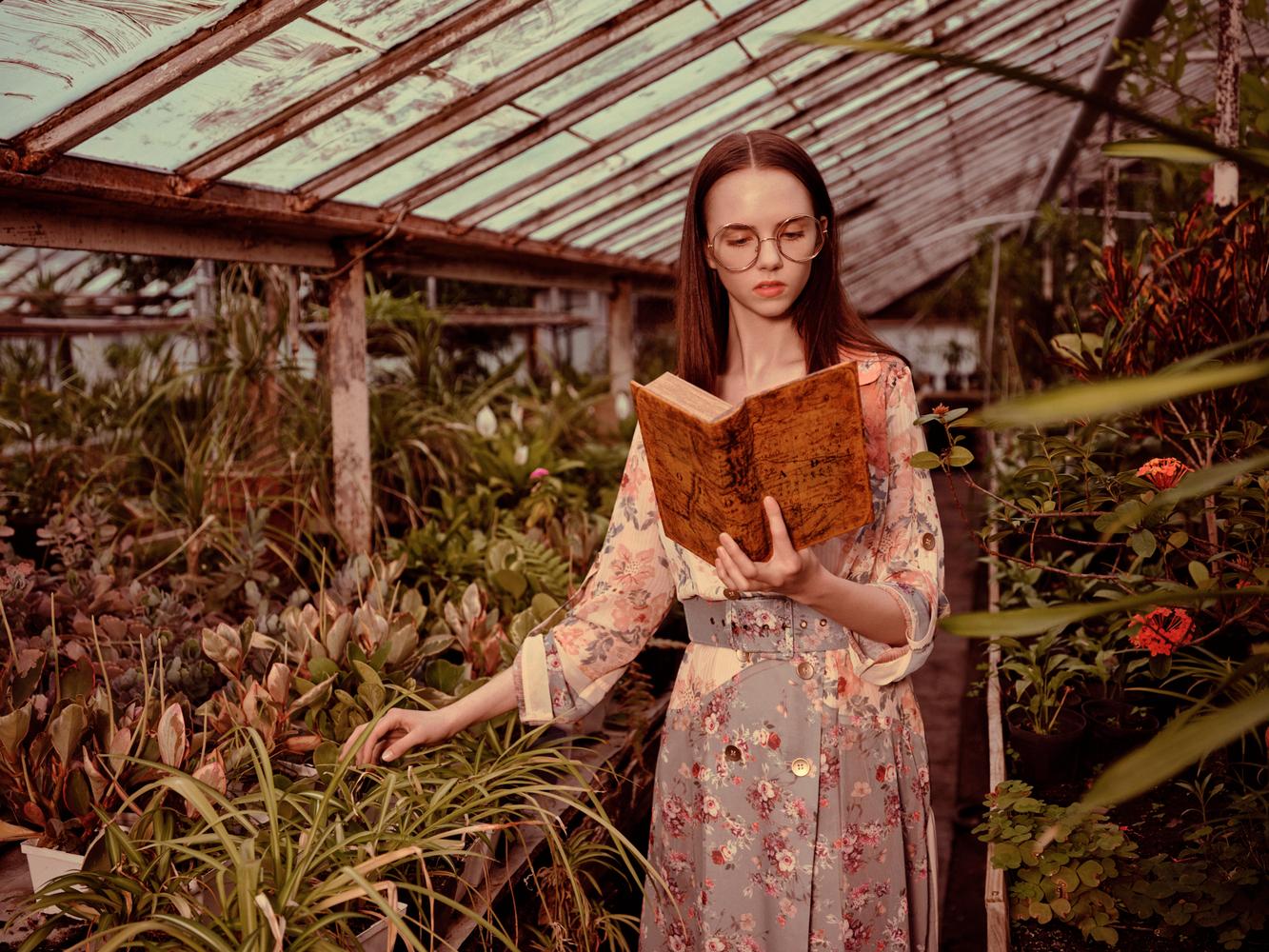 Secret Garden by Blake Aghili