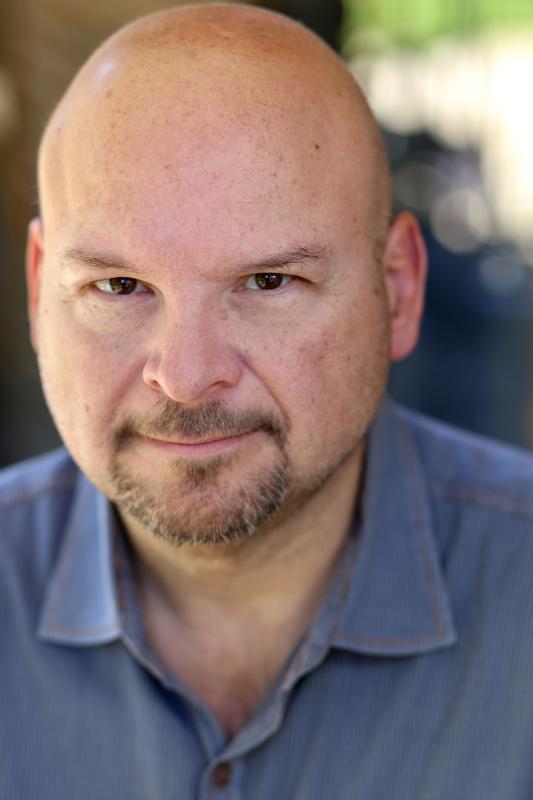 Actor's Headshot  by Megan Dougherty