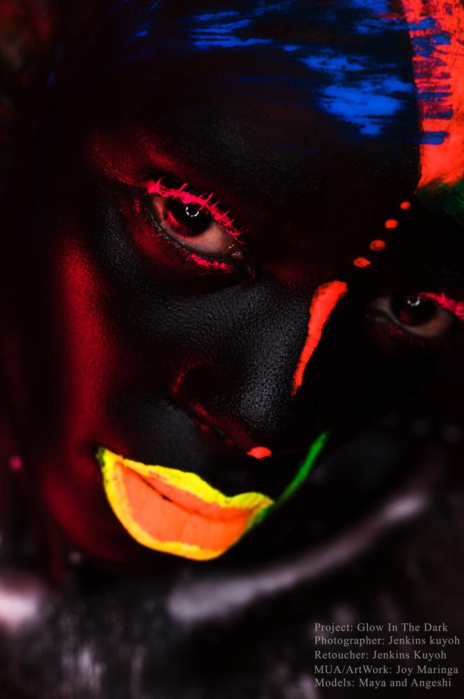 Glow In The Dark by Jenkins Kuyoh