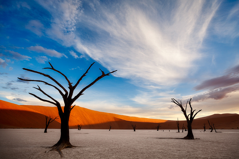 End of Day at Deadvlei by Ken Koskela
